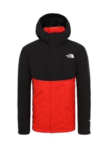 The North Face Mountain Light Triclimate Erkek Mont Siyah/Kırmızı Siyah